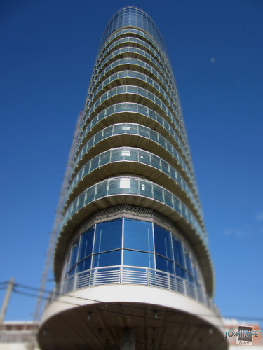 Hotel Galante: A largura da torre