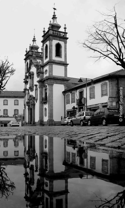 Igreja da Misericórdia - Guarda - foto Helder Seq