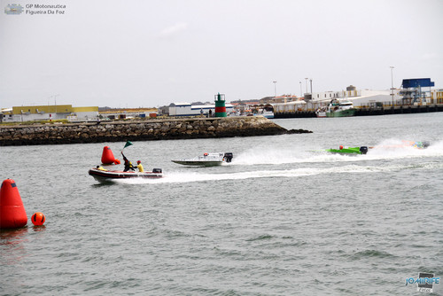 GP Motonautica (086) Corrida T850 - Bandeira verde