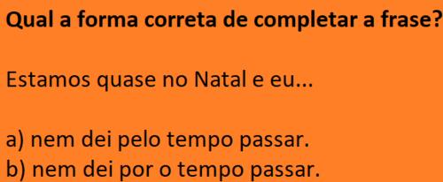 Em Português Correcto
