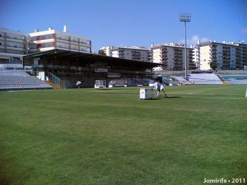 Naval x Benfica 2011-04-10 Câmaras de TV