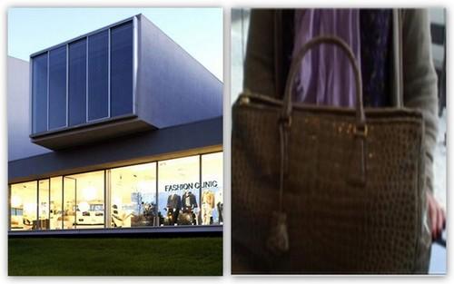 Loja Fashion Clinic Porto/ carteira prada