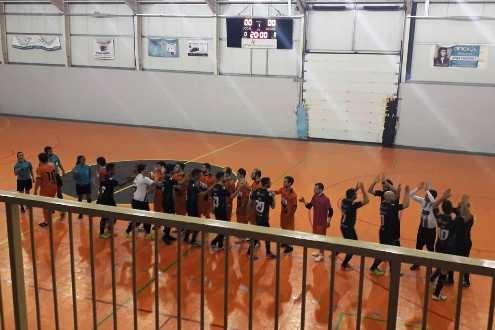 U. Chelo - Pampilhosense 20ªJ DH Futsal 16-02-19