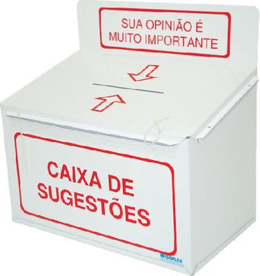 Caixa de Sugestões