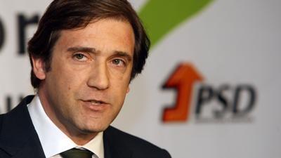 Pedro Passos Coelho será o novo primeiro-ministro de Portugal...