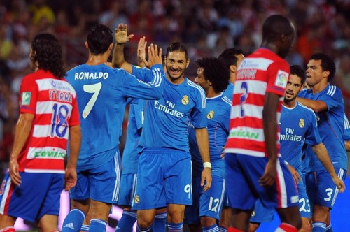 2.ªJ:Granada-Real 13/14