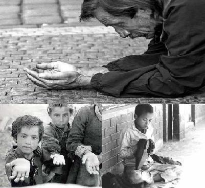 Pobreza em Lisboa, como eu a vi