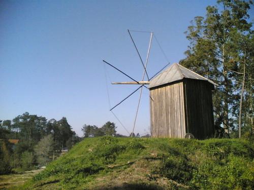 Moinhos da Gândara - Moinho de vento