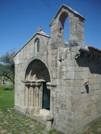 Igreja Românica S. Gens de Boelhe (M.N.)