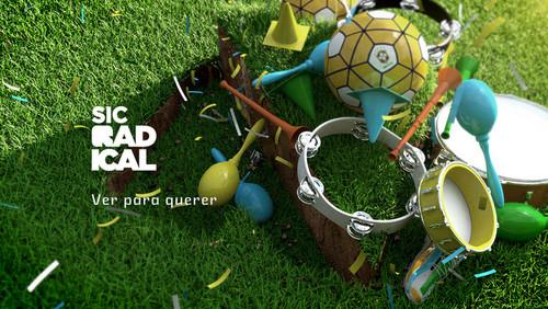 SIC Radical - futebol