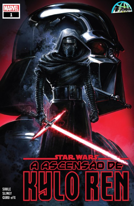 Star Wars - The Rise Of Kylo Ren - c001 (NA) - p00