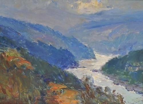 78 a 2 - Rio Minho, pintura de Murteira (3).jpg