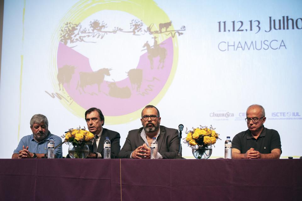 Congresso Internacional Homens e Toiros Chamusca 2