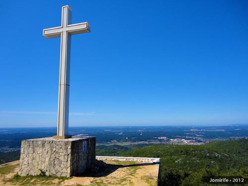 Serra de Sicó - Senhora da Estrela - Cruz
