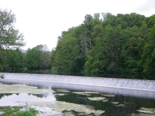 Açude do rio Tâmega