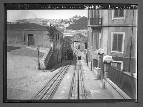 Calçada da Glória, Lisboa (Ch-Flaviens, G Eastman House, 1900-19)