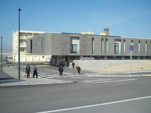 Novo edifício de Urgência do Hospital da Fig.Foz