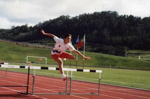 Maria do Carmo Lima, grande atleta e amiga...