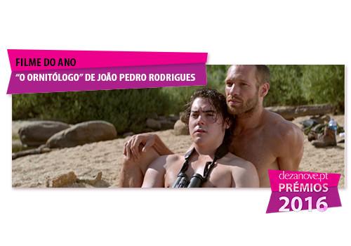 Filme do Ano - O Ornitólogo de João Pedro Rodrig