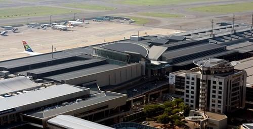 Aeroporto Oliver Tambo, Joanesburgo