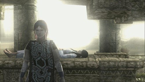 Shadow of the Colossus - imagem