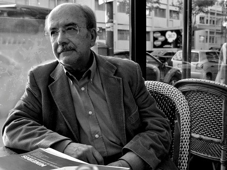 Manuel António Pina faleceu esta tarde...