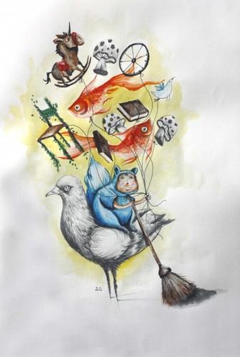 Ilustração de Rui Sousa