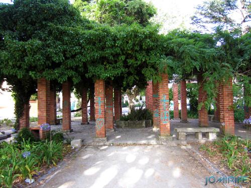 Jardim da Marinha Grande (2) [en] Garden of Marinha Grande in Portugal