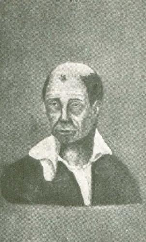 O António das Almas  (Retrato a óleo Eduardo Mac