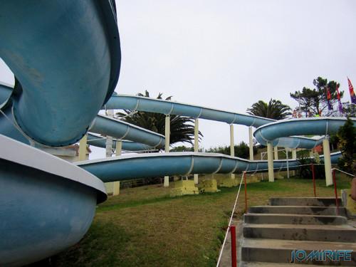 Aquaparque Teimoso na Figueira da Foz (7) Descidas [en] Teimoso Aqua park in Figueira da Foz Portugal