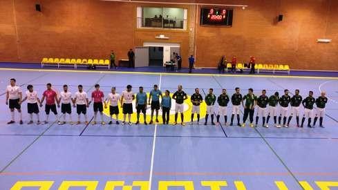Pampilhosense - Lavos 23ªJ DH Futsal 09-03-19 2.j