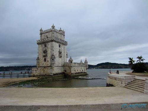 Lisboa - Torre de Belém (1) [en] Lisbon - Belem Tower