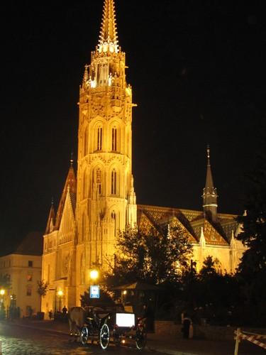 Igreja Matias - Budapeste
