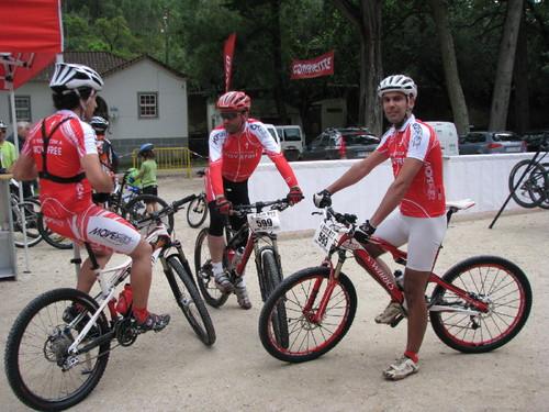 Membros da equipa MoveFree