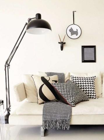 xadrez,moda,decoração branco e preto