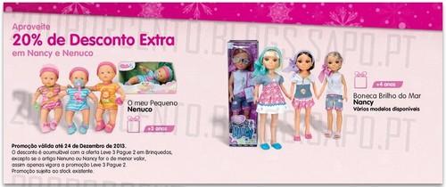 Acumulação | MINIPREÇO | Brinquedos até 24 dezembro