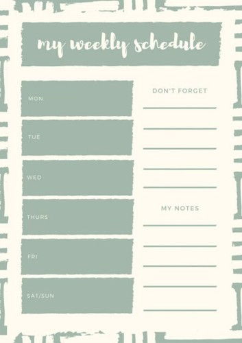 canva-green-brushstrokes-weekly-schedule-planner-M