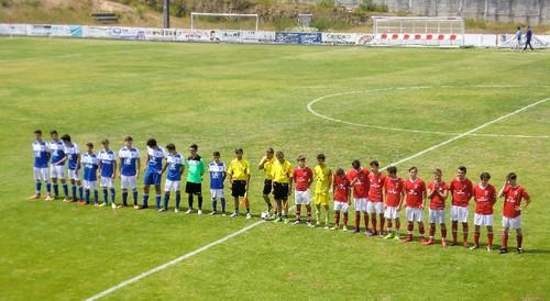 Mosteirô 1 P 2 Benfica 1 P 1