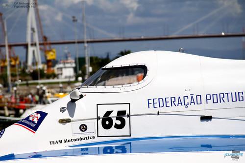 GP Motonautica (006) Exposição - Cockpit de um F4