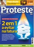 Capa da revista Proteste nº 338, de Setembro de 2012