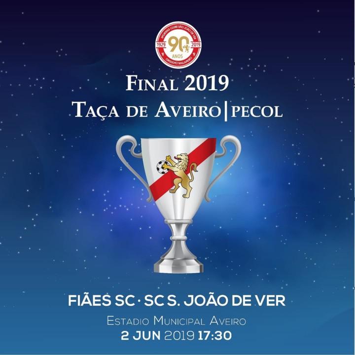 Seniores Final Taça AF AVeiro