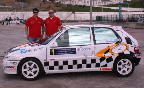 Marco Veredas/Miguel Azevedo (Citroen Saxo Cup)