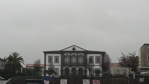 Fafe Câmara nevoeiro