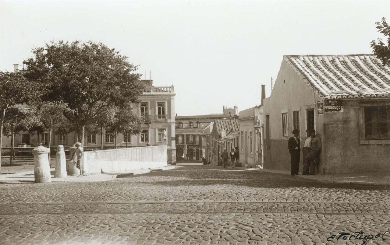 Travessa do Arco da Torre [adjacente ao Largo da Princesa], Bom Sucesso (E. Portugal, 1939)
