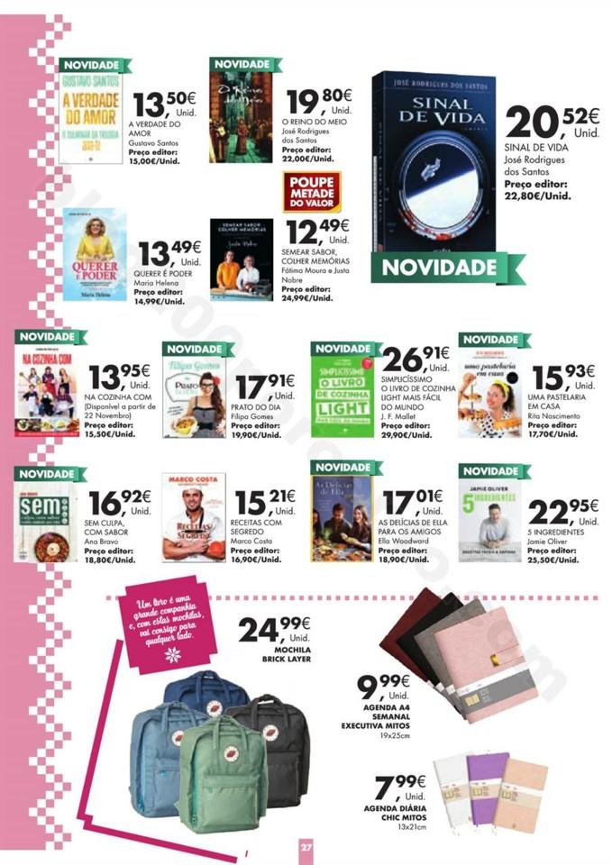 Antevisão Folheto PINGO DOCE Ofertas Natal até 2