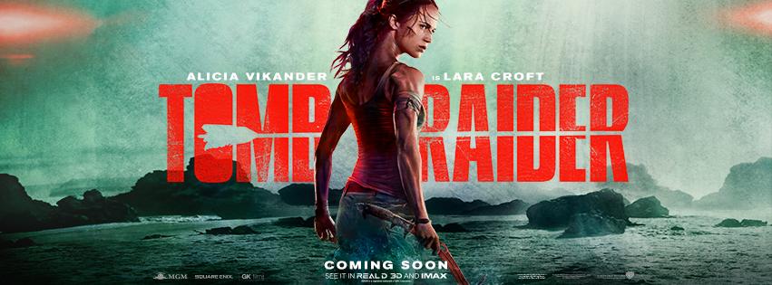 Imagem promocional de Tomb Raider