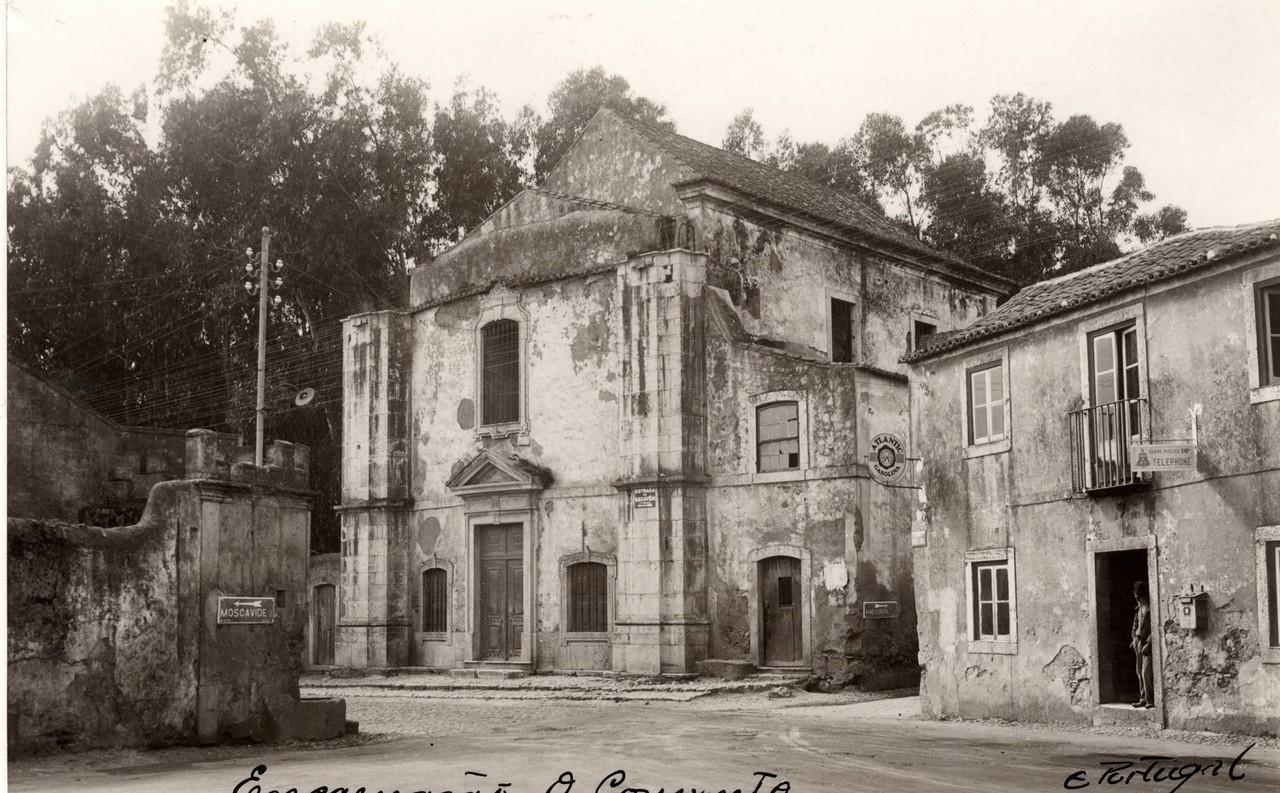 Convento da Encarnação às estradas da Encarnação e da Ameixoeira (E. Portugal)