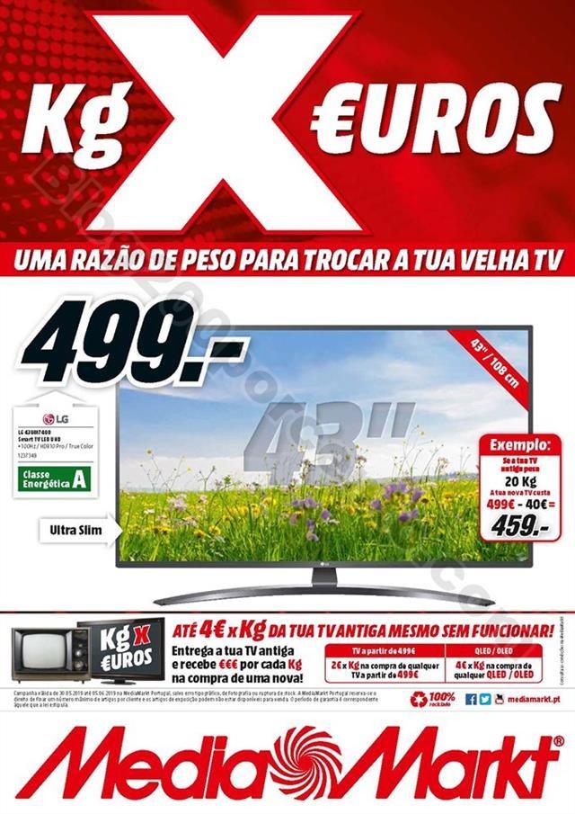 Antevisão Folheto MEDIA MARKT Promoções de 30 m