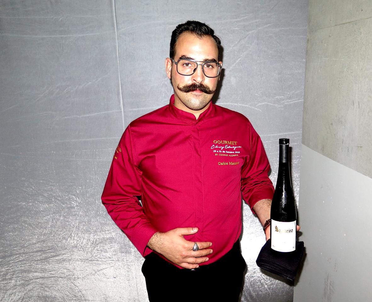 Carlos Monteiro e o Soalheiro Primeiras Vinhas branco 2015