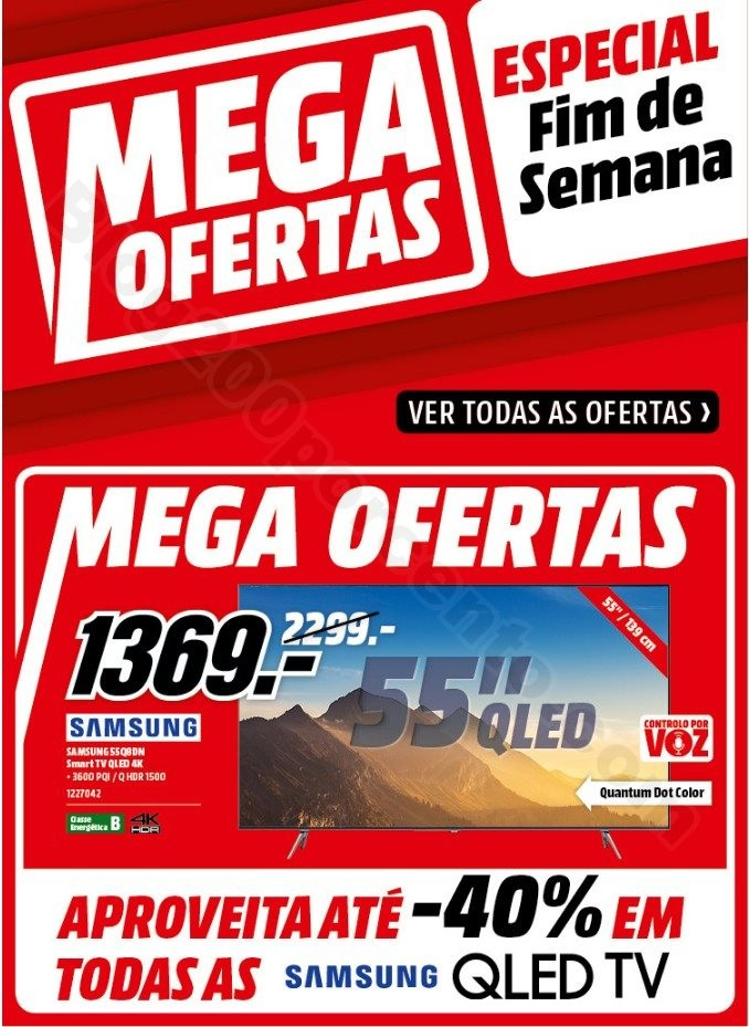 Novo Folheto Media Markt Fim Semana 8a10mar
